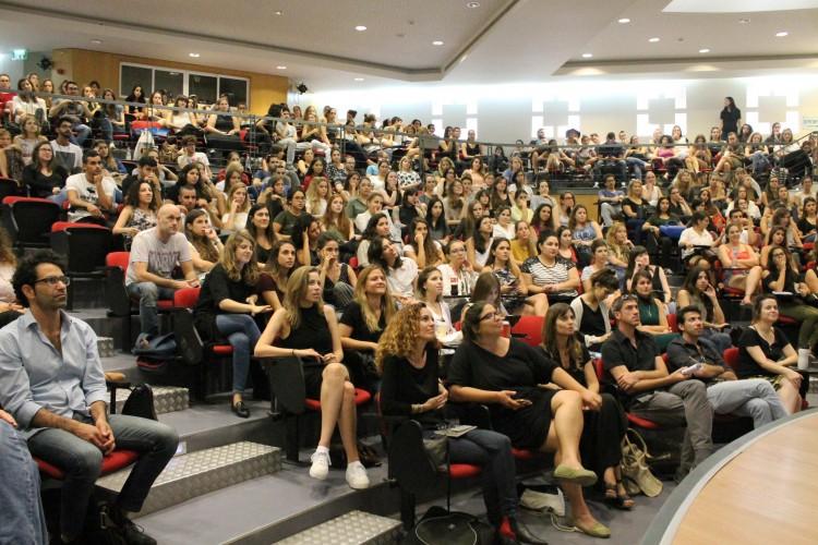 אירוע פתיחת שנה''ל תשע''ו המחלקה לעיצוב פנים