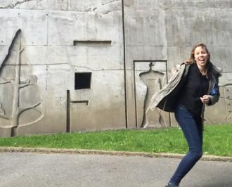 להכיר את לה קורבוזיה: חילופים בנאנט