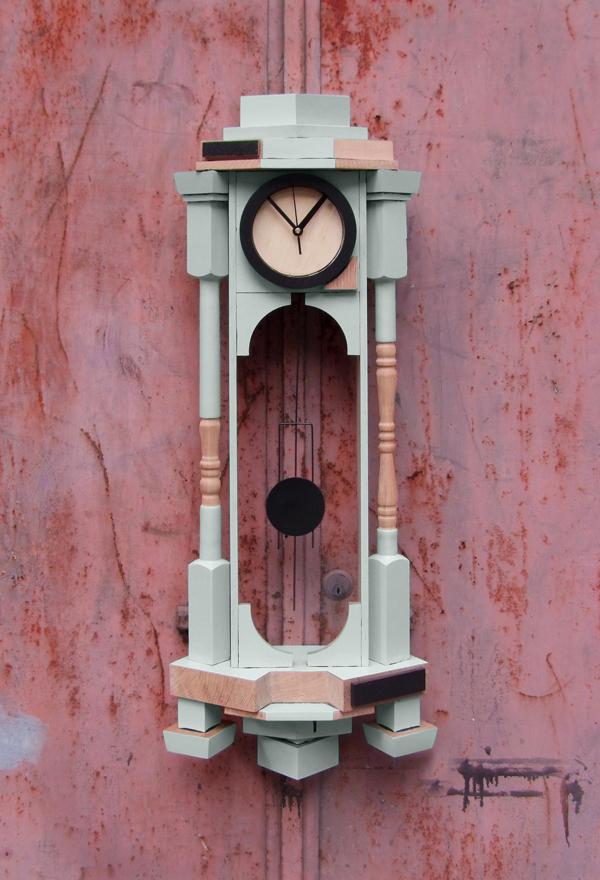 Mint- שעון מטוטלת, פיתוח של פרוייקט הגמר של בן ברוידא