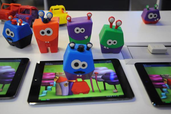 NI O Toys- צעצועים אינטראקטיביים לילדים, של גאות גונן