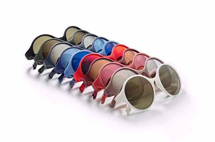 קולקציית ה D-Frame עבור pq Eyewear. נעם קולמן היה חלק בצוות העיצוב. צילום: pq Eyewear by Ron Arad