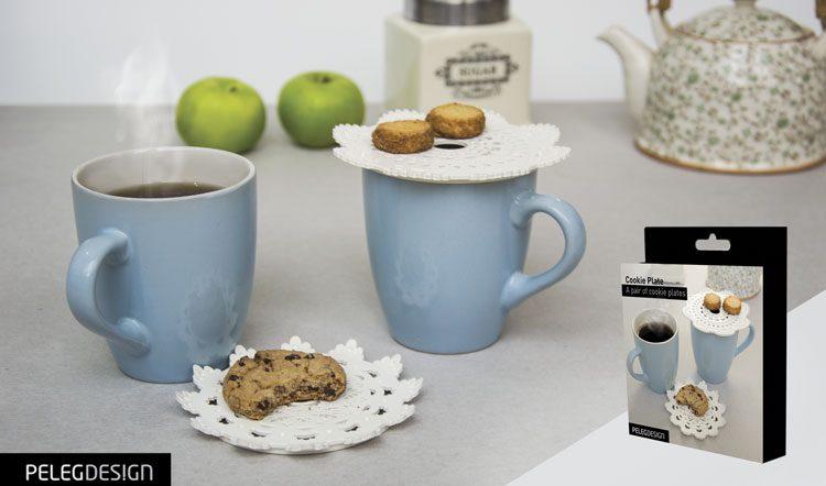 צלחת עוגיות, בעיצובה של נוי מאירי