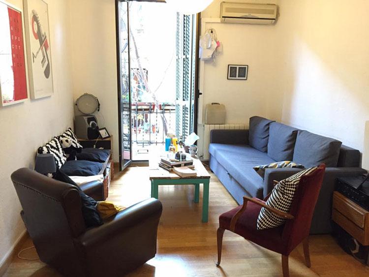 אחרי מאמצים נמצאה הדירה המושלמת- מול הסגרדה פמיליה