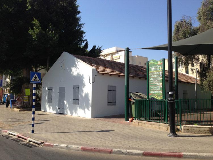 בית הבאר. צילום: אדר׳ ליבנה שואף רונן