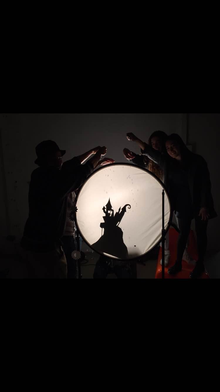 קורס וידאו- יצירת סרט מצלליות