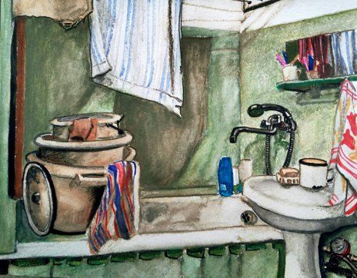 ציור של ילנה רוטנברג