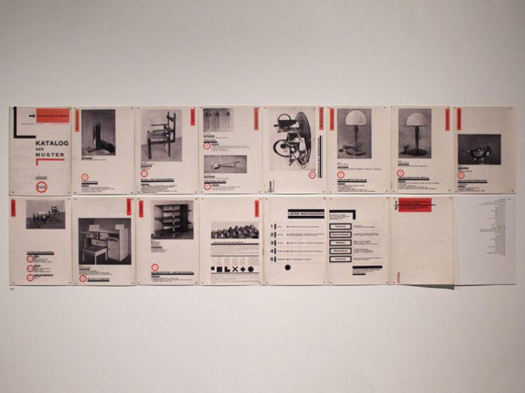 הרברט באייר, קטלוג דוגמאות 1925 - דפוס בלט על נייר מיוחד (כאן בהדפס דיגיטלי)-2.