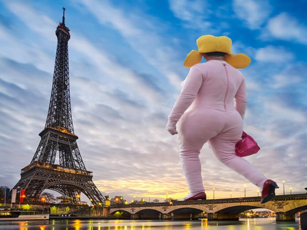 בדרך לפריז