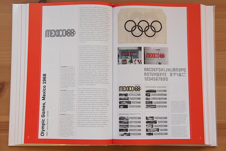 מקרה בוחן - לוגו אולימפיאדת מקסיקו 1968 - יאנס ווימן