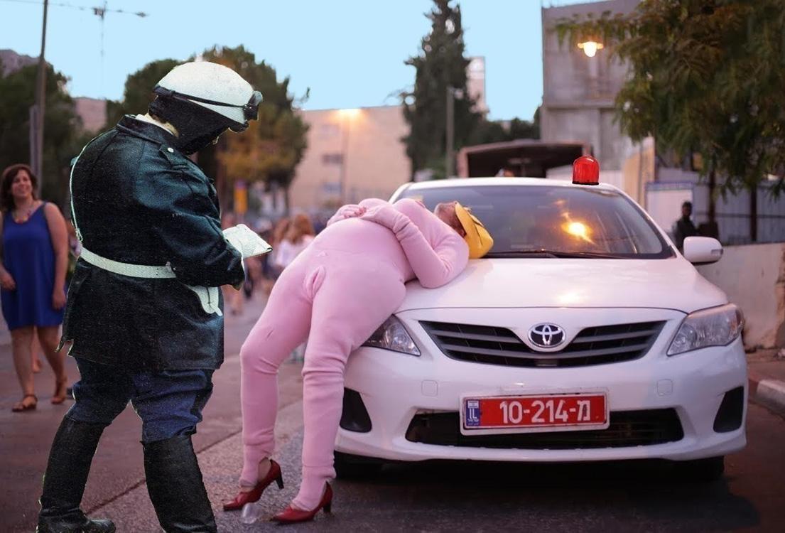 שושקה נעצרת