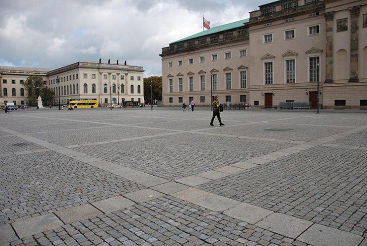 ״ספרייה״ למיכה אולמן, ברלין, 2009. צילום: דנה אריאלי