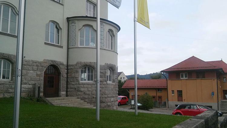 בית הספר Hochschule fuer Gestaltung Schwaebisch Gmuend