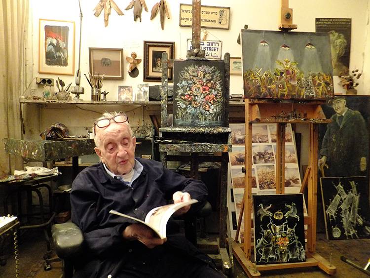 ברגנר בסטודיו