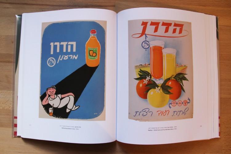 כרזות פרסומיות לחברת הדרן, שנות ה40-60