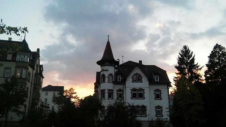 שווויביש גמונד מבט על העיר. צילום: שקד כהנא