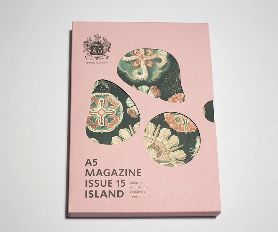 מגזין A5, גיליון 15 בנושא ״אי״