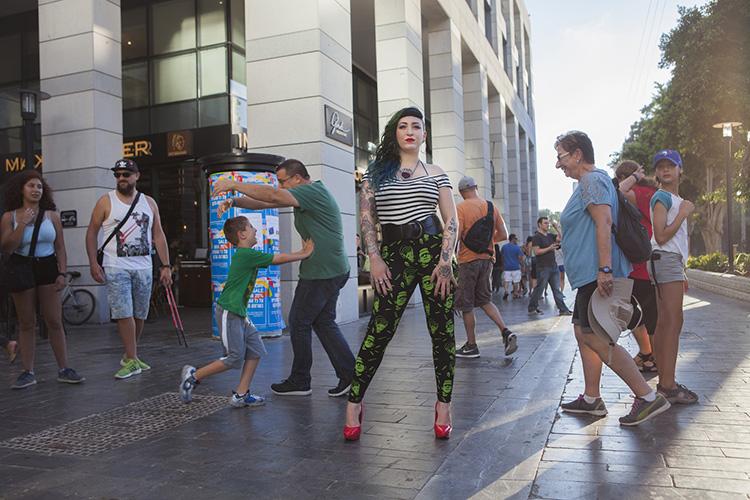 מלכיאלה בן שבת ודן בלילטי, נטעיה בקניות, 2016