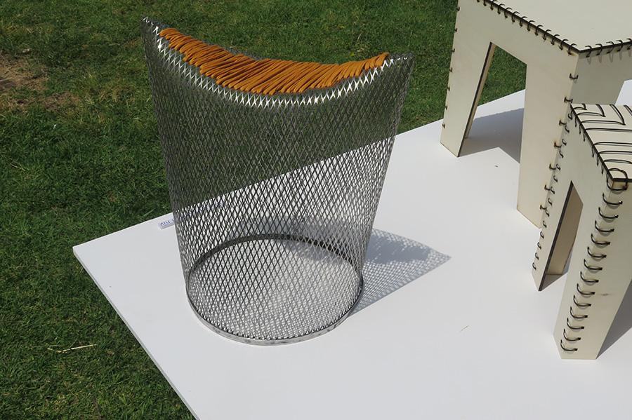 כיסא רשת. צילום: אשריאן מירב