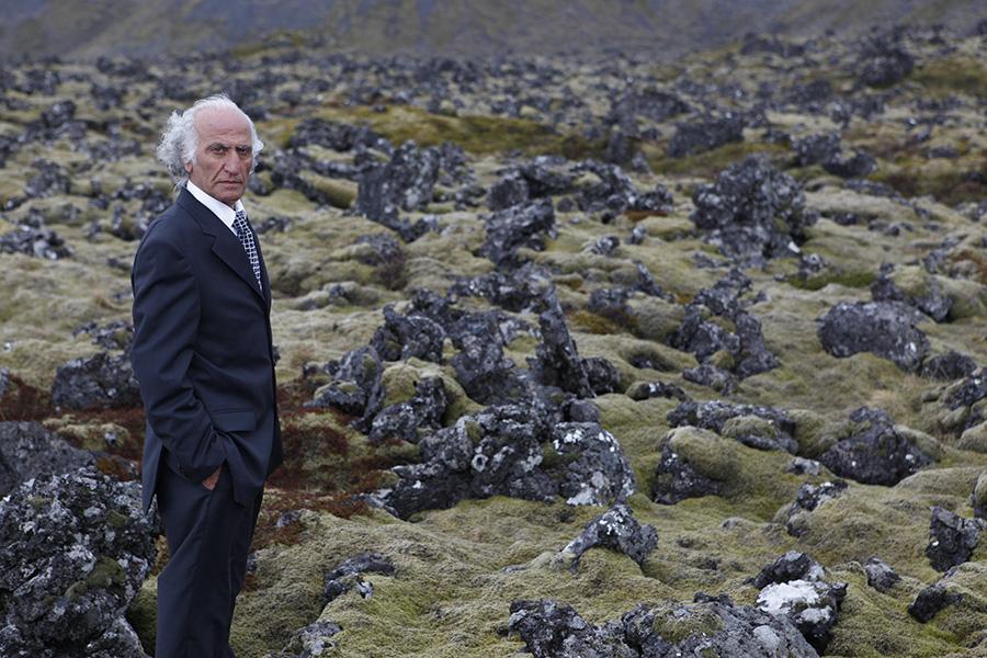 עזרא באיסלנד. צילום: קובי פרג׳