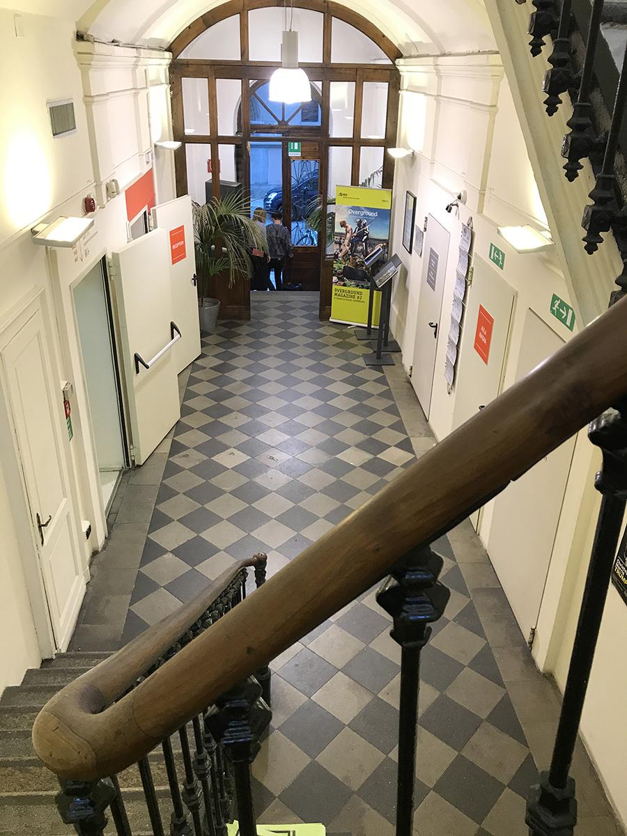 IED הכניסה לאוניברסיטה