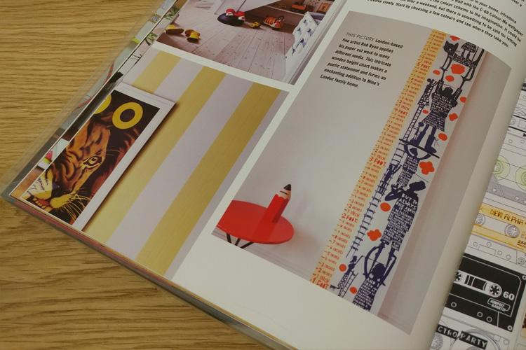 עבודתו של רוב ראיין, מתוך: Creative Children's Spaces