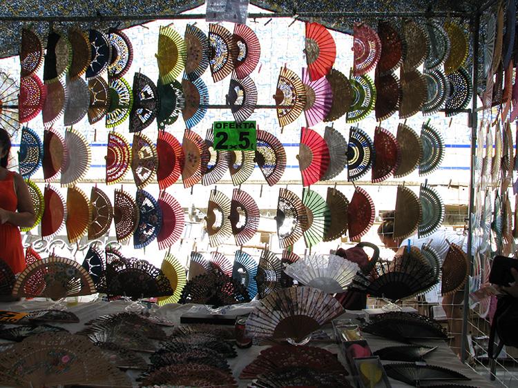 שוק אל ראסטרו, מדריד