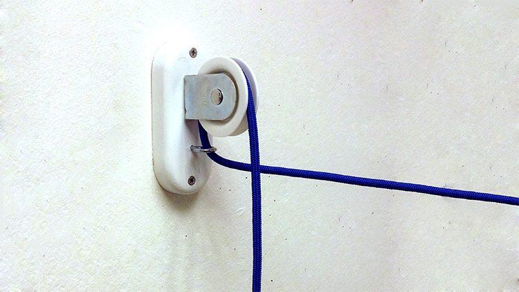מנגנון פשוט לתפעול ולתחזוק. צילום: מירב אשריאן.