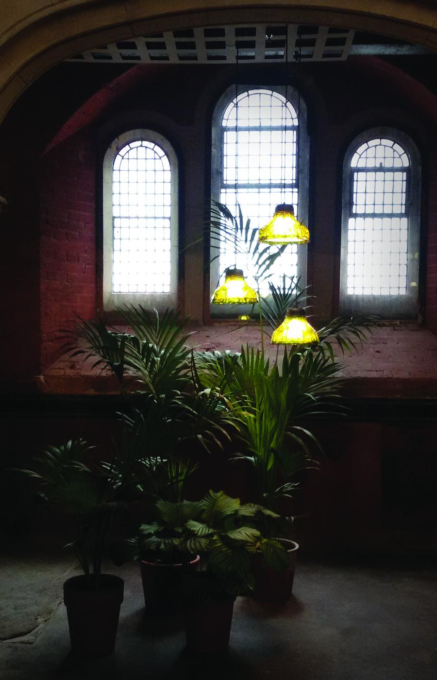 ניר מאירי-גופי תאורה, צילום: ניקול קצב