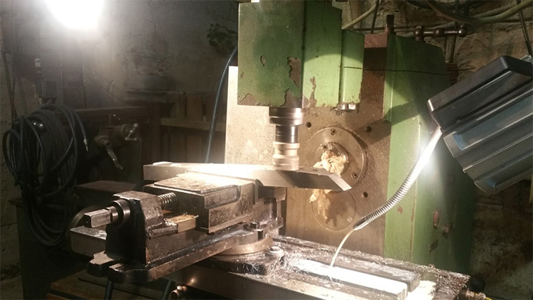Nuka Ola במכונת הייצור. צילום: באדיבות סטודיו נחשון