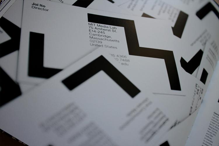 הלוגו של מעבדת המדיה של MIT