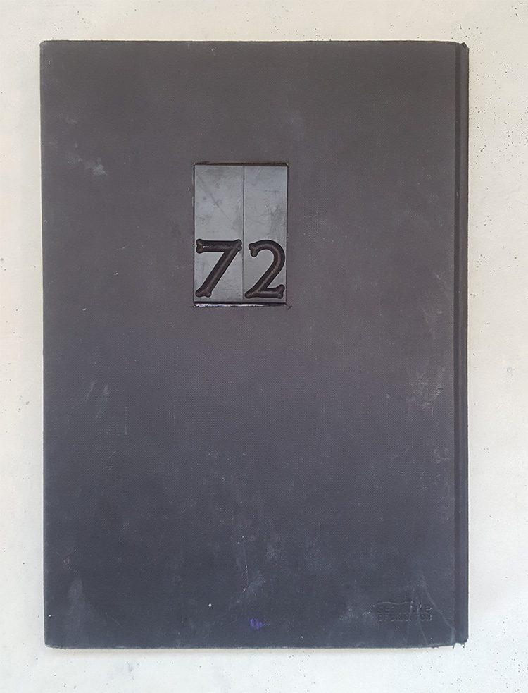 ספר סקיצה מס׳ 72