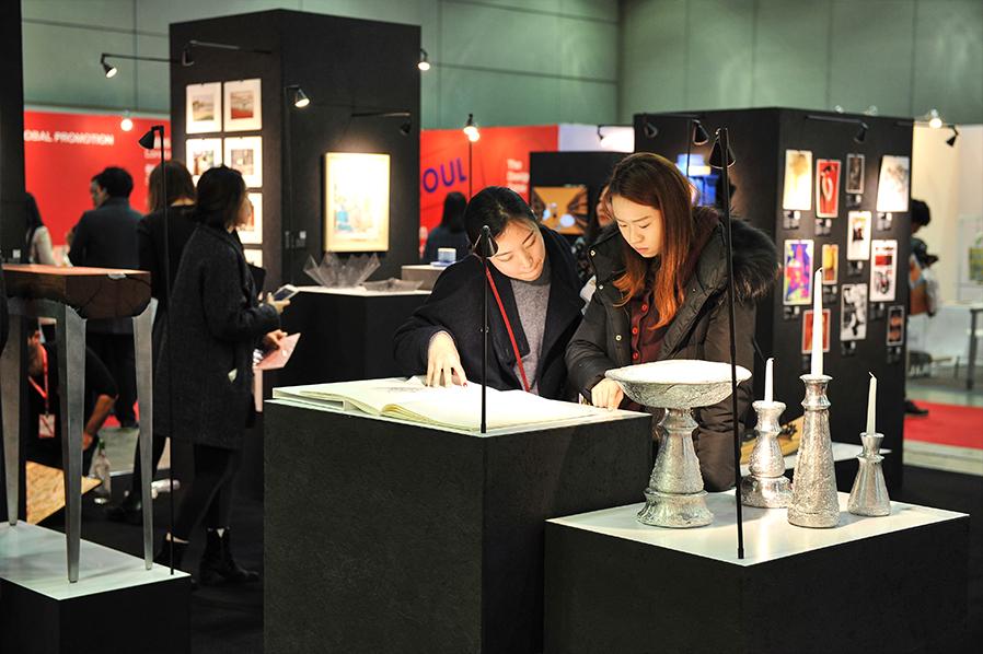 קהל התערוכה 2