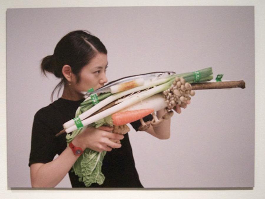 תמונה: נשק של ירקות, צויושי אוזוואה
