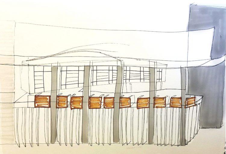 2 Noga David - The building