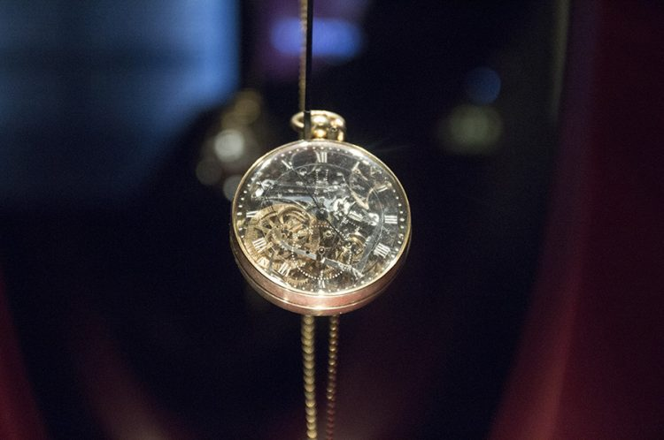 שעון מארי אנטואנט- אברהם לואי ברגה