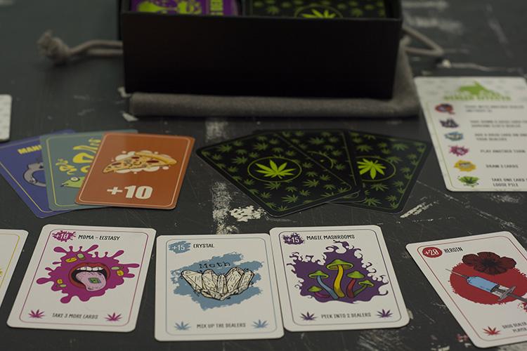 משחק הדילרים של אליזבט מיורצ׳יק