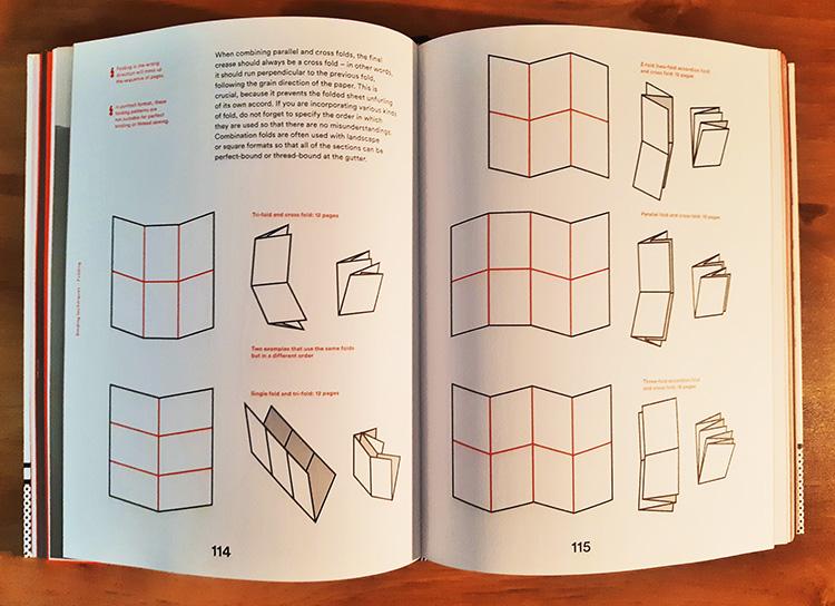 המדריך להכנת מפות מציג מספר שיטות לקיפולים נוחים ופשוטים