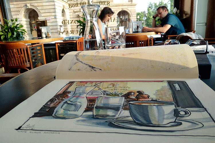 קפה בפראג (1)