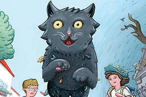 """ילדים אוהבים לפחד: ראיון עם הילה נועם על הקומיקס """"חוּצי"""""""