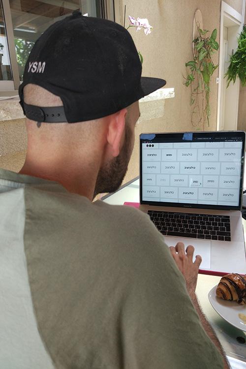Wordmarkit עוזר לבחור פונטים
