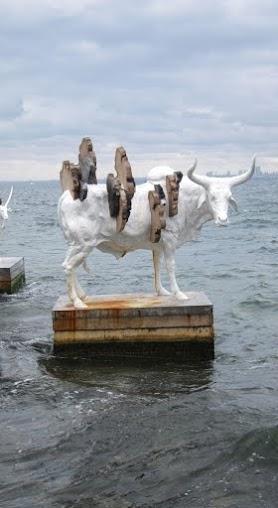 בין שתי ערים: ונציה ואיסטנבול – שתי ביאנלות לאמנות, שני עולמות
