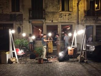 ההתמחות שלי באיטליה