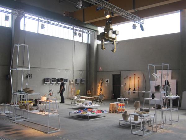 תערוכה במילאנו, שיתוף פעולה של ניצן דבי עם ליאורה רוזין