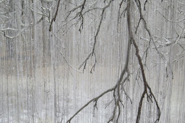 אונישי יאסואקי, יפן. ריקות אנכית.