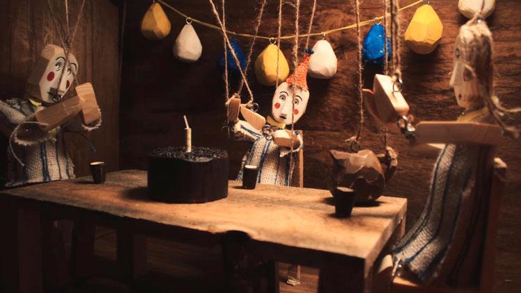 סרט אנימציית בובות על הסרט שנעשה בטרזינשטט, כל צוות ההסרטה נשרף בשואה - לימור סלמן