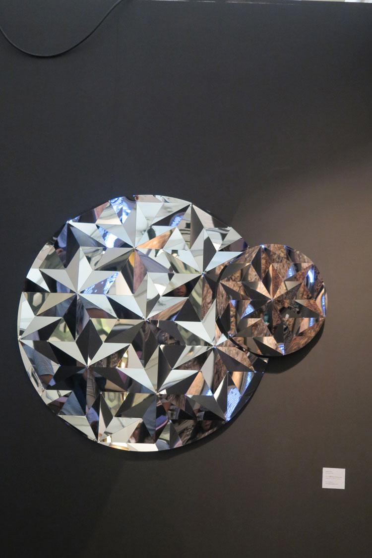 עבודותיו של אילן גריבי , קליידוסקופ גלריה גל גאון.