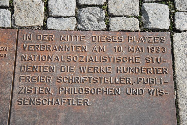 ״ספרייה״ למיכה אולמן, ברלין, 2009, צילום: דנה אריאלי