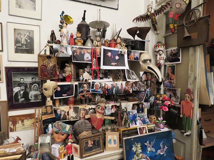 בסטודיו של ברגנר