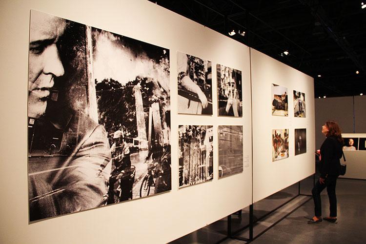 תערוכה עדות מקומית. צילום: דנה דושקין