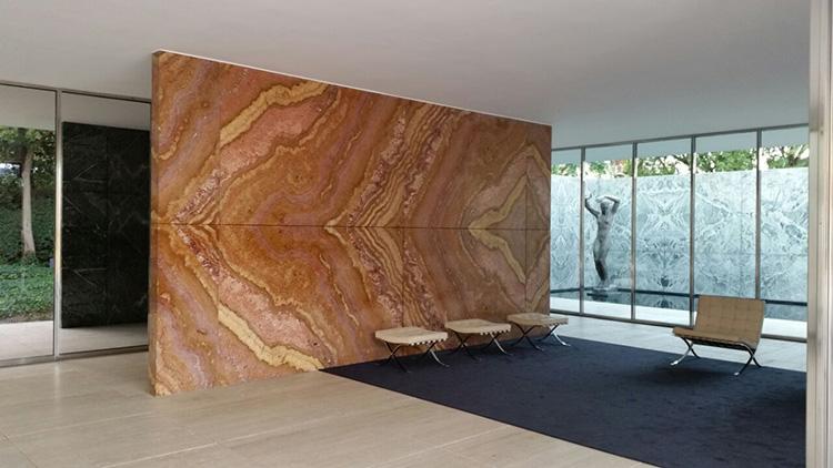 ביתן ברצלונה. צילום: רום אבן